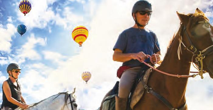 Güzel Atlar Diyarı: KAPADOKYA