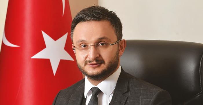 Av. Mustafa Rauf YANAR AK PARTİ NEVŞEHİR İL BAŞKANI