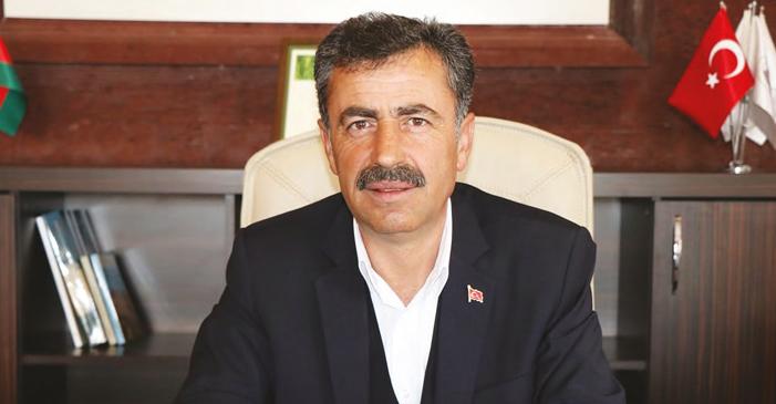Osman SÜSLÜ UÇHİSAR BELEDİYE BAŞKANI