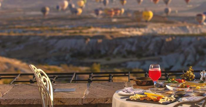 MUSEUM HOTEL; Eşsiz Bir Kapadokya Deneyimi