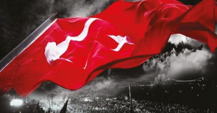 15 TEMMUZ Demokrasi ve Milli Birlik Günü 4.Yılında da Kutlandı