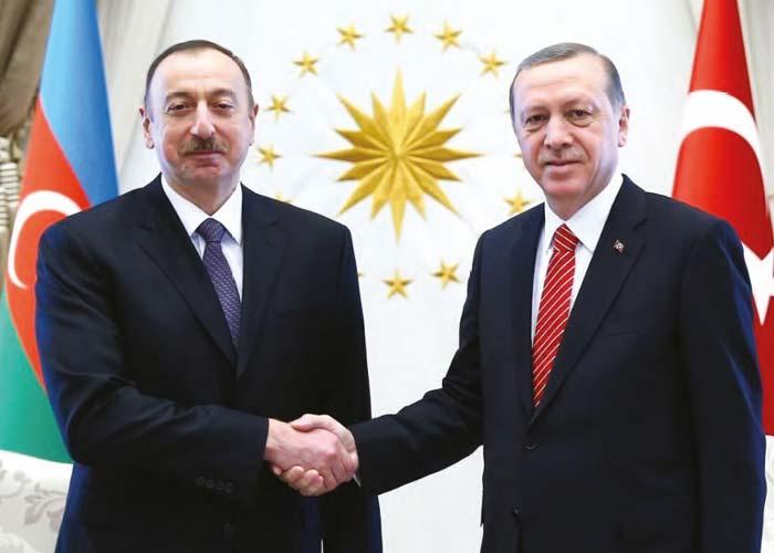 İki Devlet Bir Millet Anlayışıyla Kardeş Ülke YANINDAYIZ…