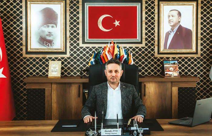 Ortahisar Belediye Başkanı Mustafa ATEŞ