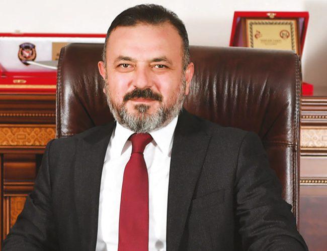 Murat Ercan | Sincan Belediye Başkanı