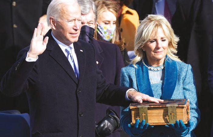 ABD'nin Yeni Başkanı Amerika Seçim Sonuçlarını Resmileştirdi … Joe Biden