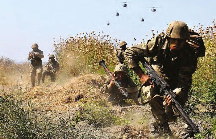 TÜRK SİLAHLI KUVVETLERİ KUZEY IRAK ve GARA OPERASYONU İLE PKK'YA DARBE VURDU