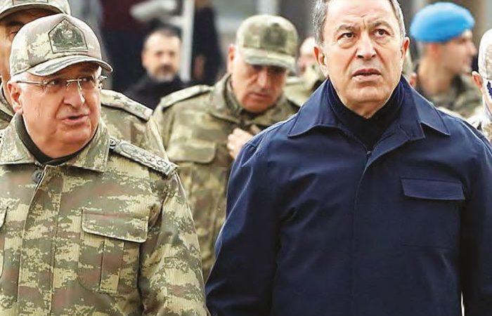 TSK, Kuzey Irak'ta PKK Hedeflerine Yönelik Operasyon Başlattı